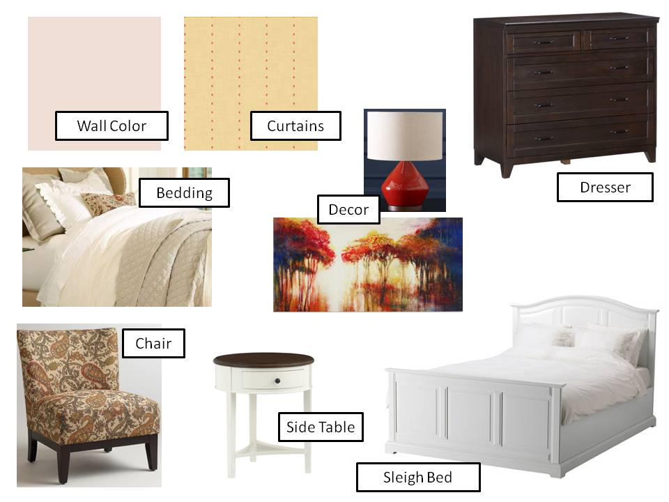 In-laws guest room design board (3)