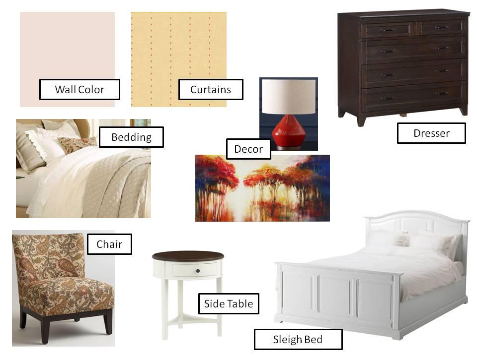 In-laws guest room design board (3)