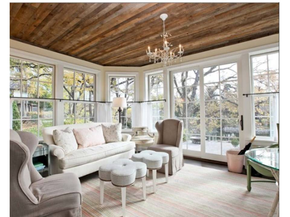 Sunroom Inspiration,  Houzz East Edina