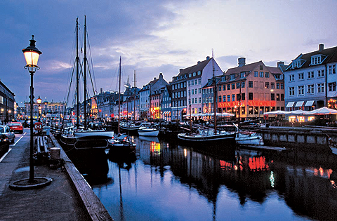 Copenhagen, Denmark from Hylocore