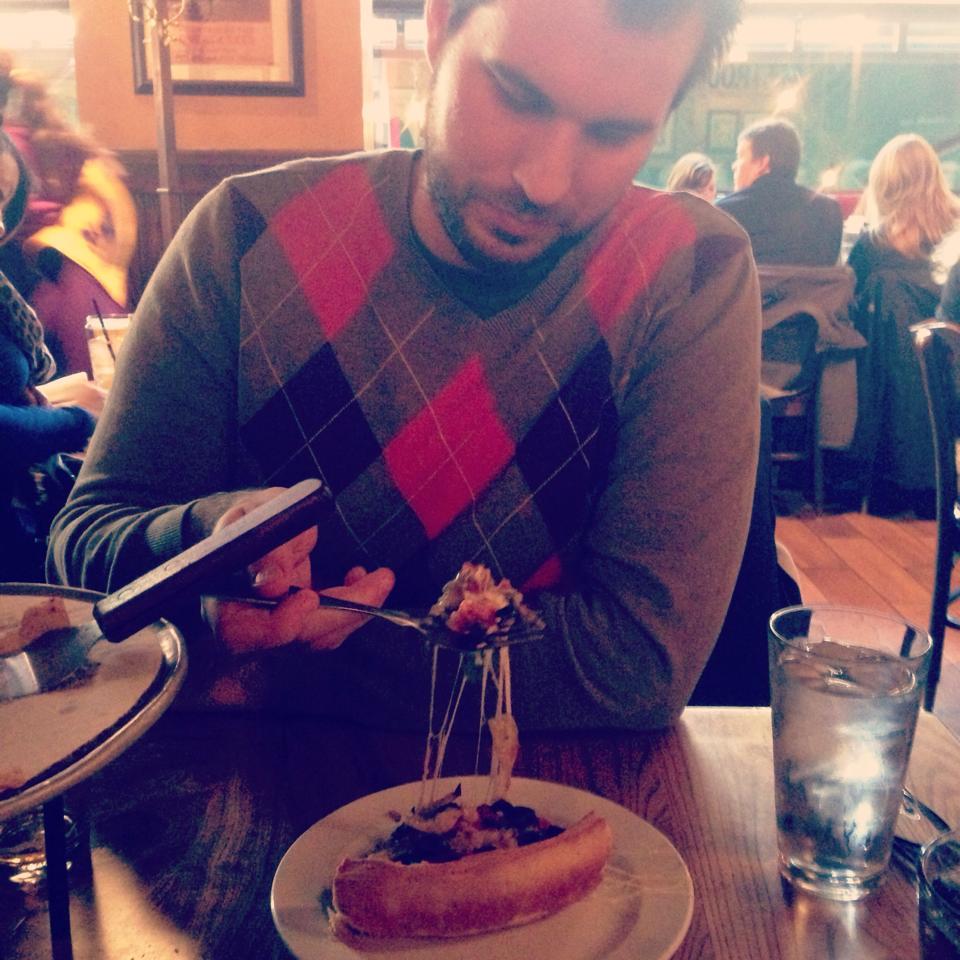 Giordano's Deep-Dish Pizza, Chicago