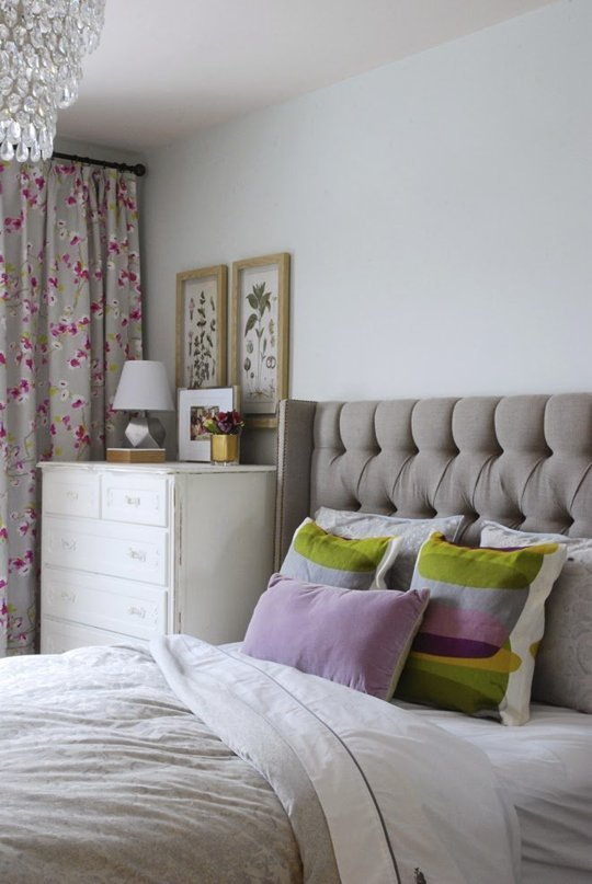 Bedroom from  Rambling Renovators
