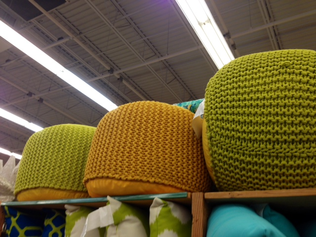 Indoor / Outdoor Pouffes