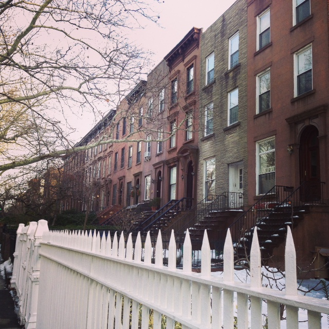 One of our favorite neighborhoods in Brooklyn, Carroll Gardens