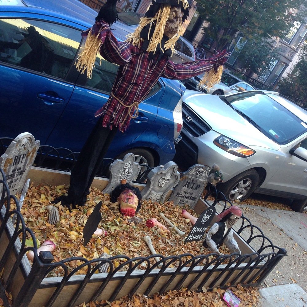 Halloween in Park Slope