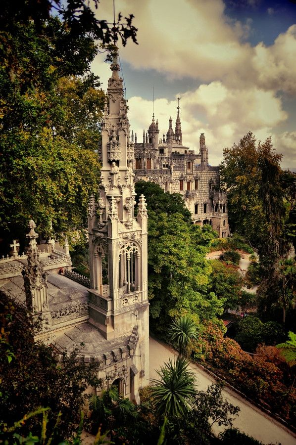 Sintra, Portugal, no link on  Pinterest