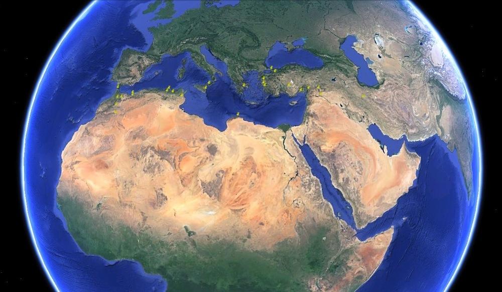 Munira's journey, 1187-1201