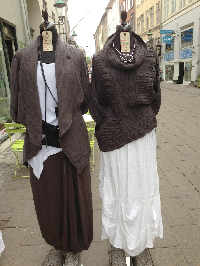 a lesbian couple in Copenhagen