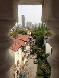 a glimpse of Shanghai