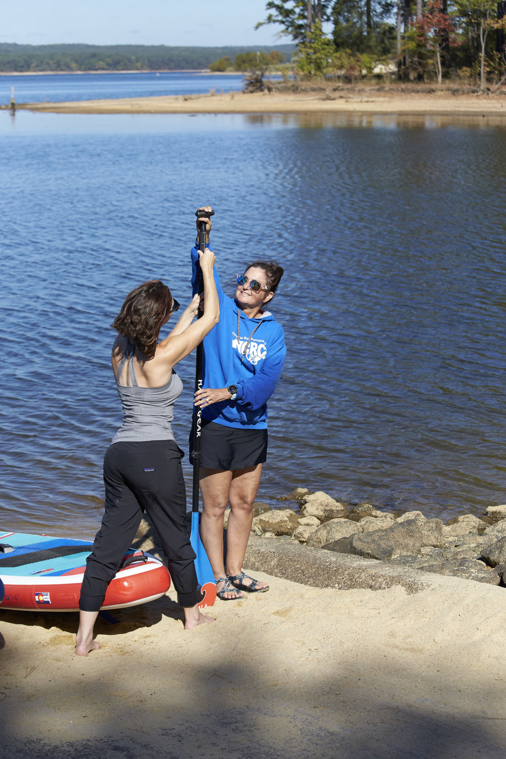 Stand Up Paddleboard (SUP) classes, Jordan Lake, NC