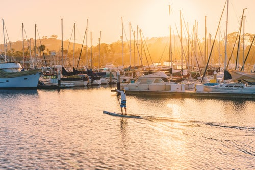 Paddle the Harbor…possible sailing trip too!