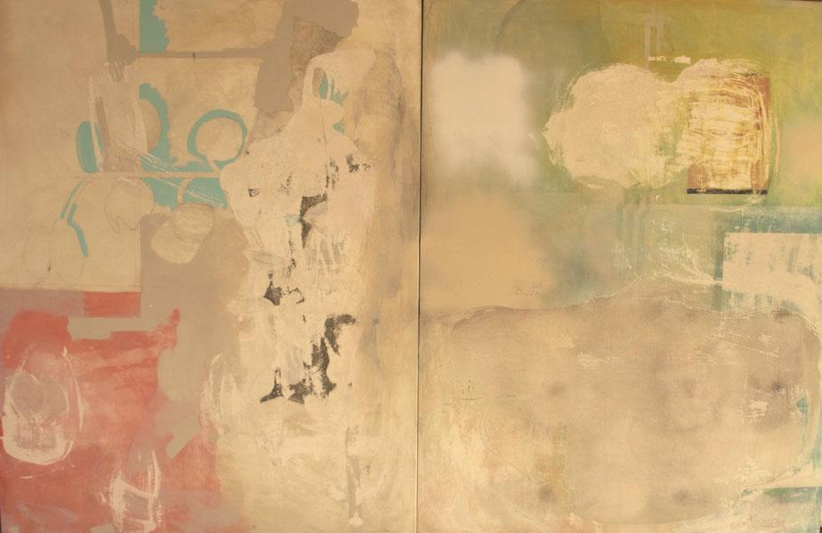 Streetwalker, 2012   oil on canvas