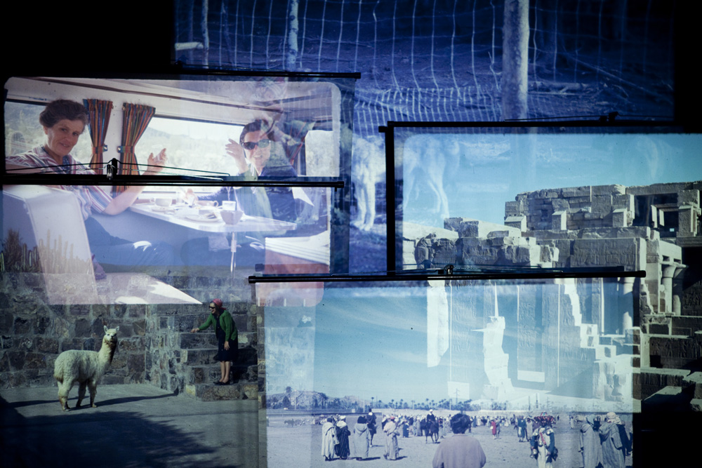 Search for Landscapes, 12th Istanbul biennial   Photographic installation, 2011