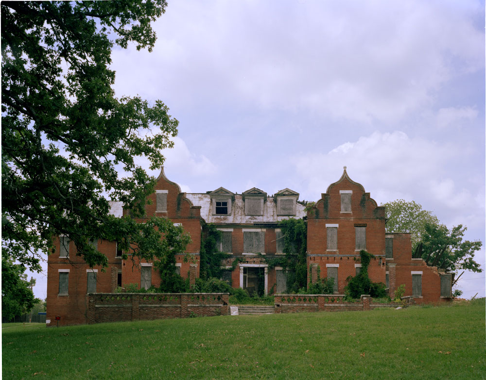 Rust College, Holly Springs, Mississippi  2011, archival pigment print