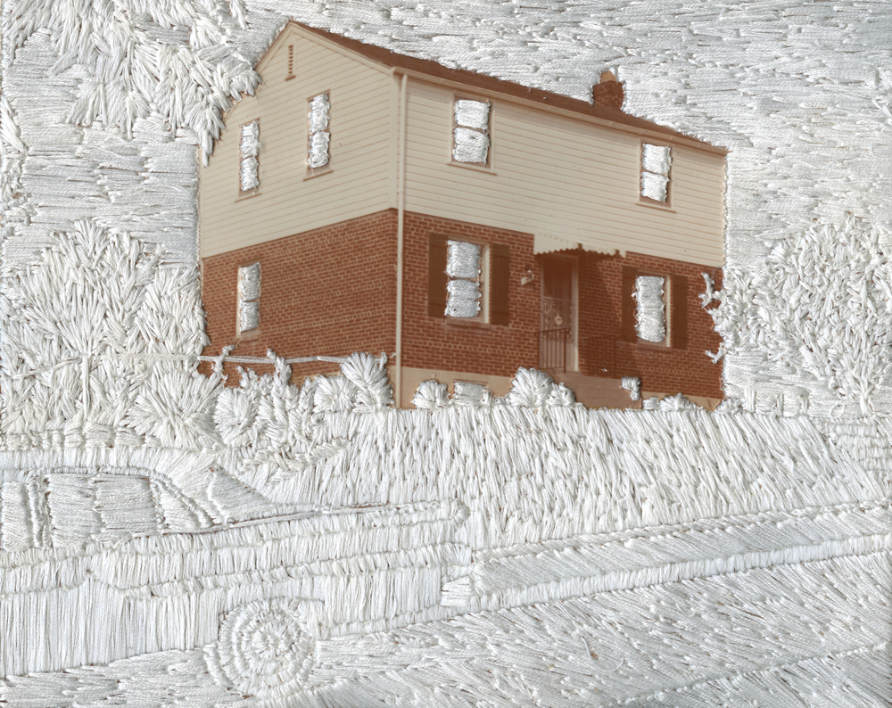 Jessica Wohl, House on a Hill
