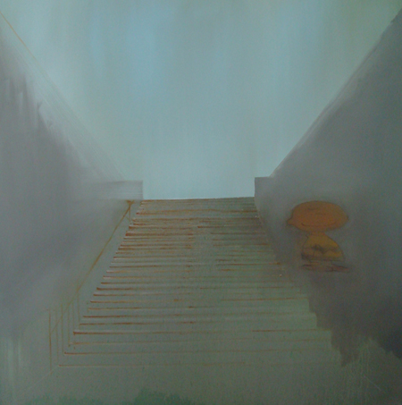 untitled (stairs #2)