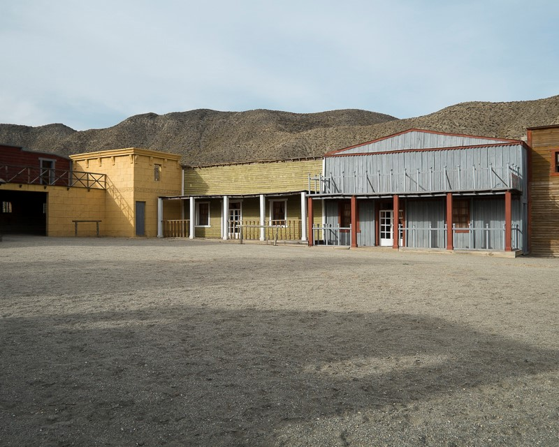 Western Leone, Film Studio (Almeria, Spain), 2012