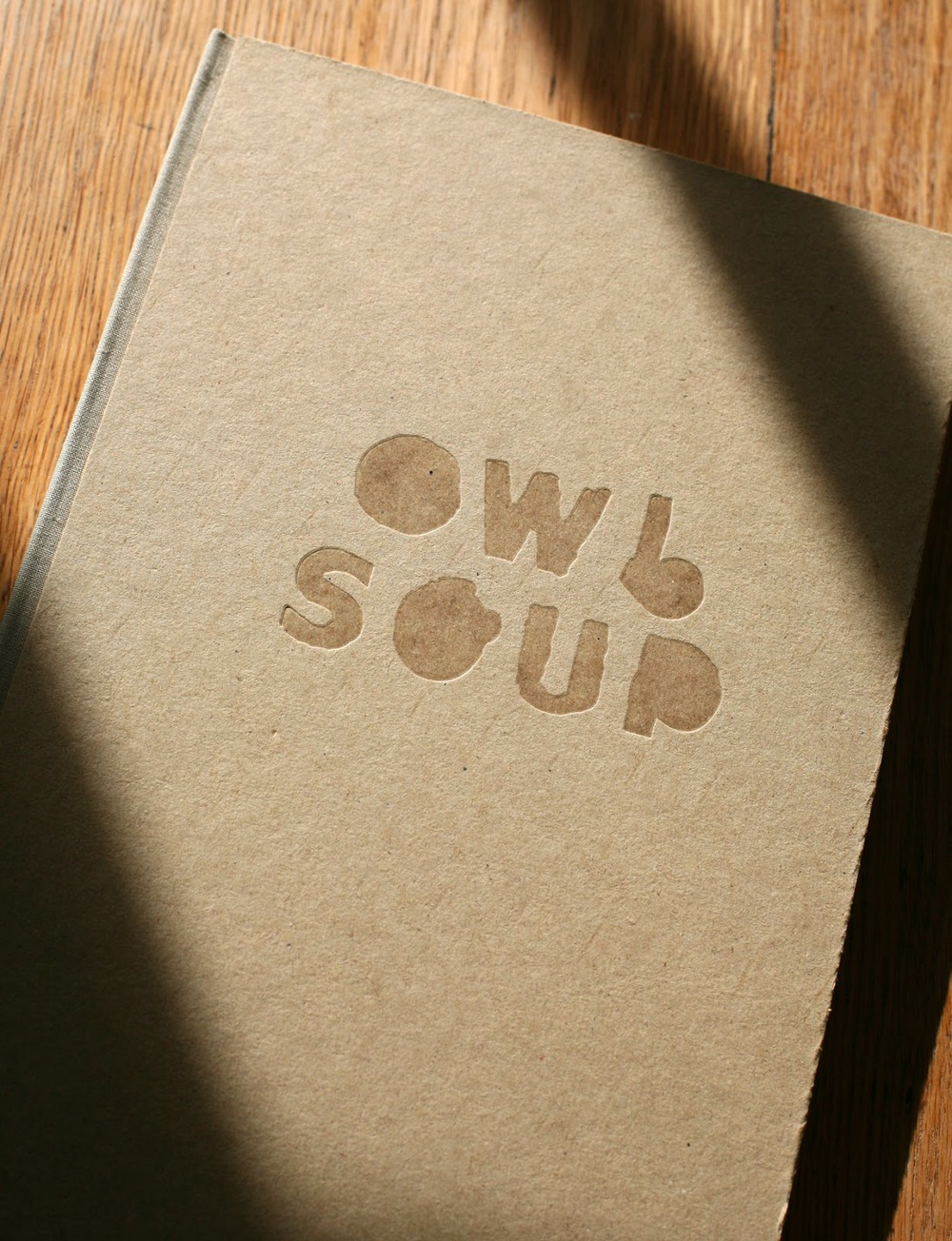 Owl Soup, book, 2014