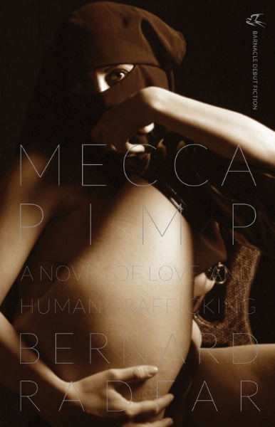 A journey across continents, Mecca Pimp is a spirited fable that lays a playful magnifier over marriage and sexuality.