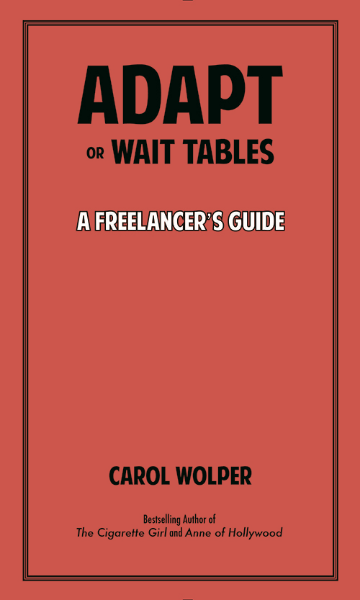 Adapt or Wait Tables is a mix of information, tricks and advice for all the freelancers out there, and the ones who will be stepping onto that playing field as they graduate from college.
