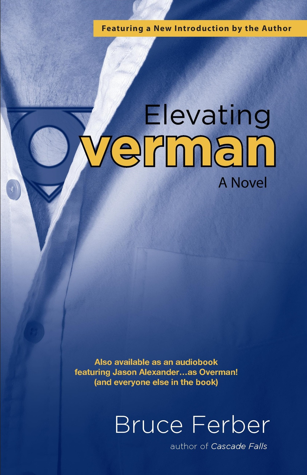 Elevating Overman is a funny and painful story of redemption that explores the complex ramifications of what it means to get a second chance.