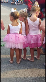 Pretty ballerinas!