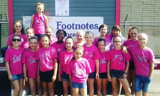 Junior and Youth Dance Teams - Lewiston Roundup Parade