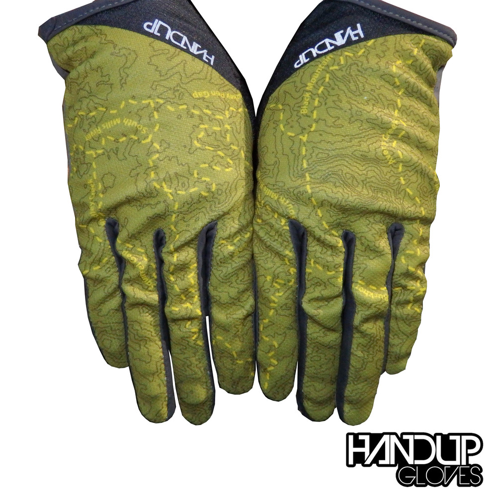 Epic Trail Gloves - Green