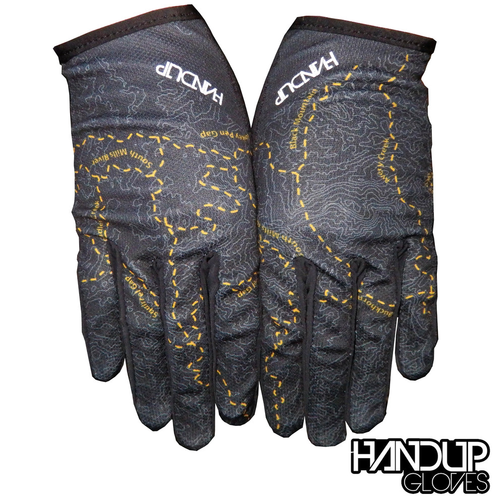 Epic Trail Glove - Black