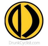 Drunk Cyclist Logo
