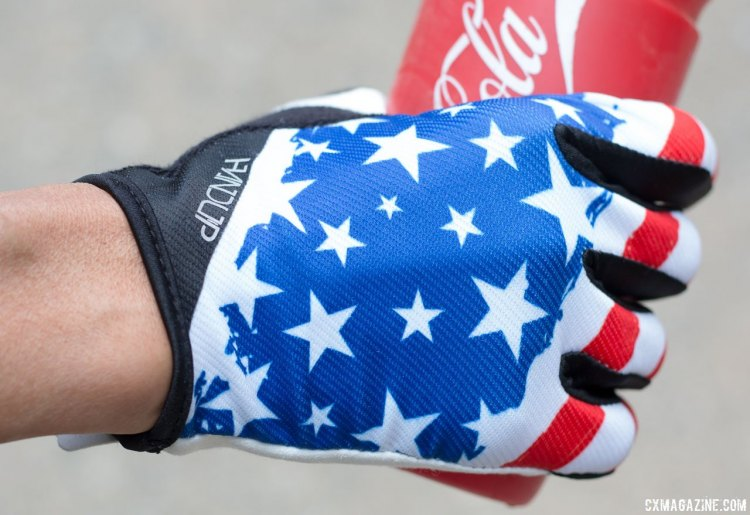 Handup Gloves. © Cyclocross Magazine