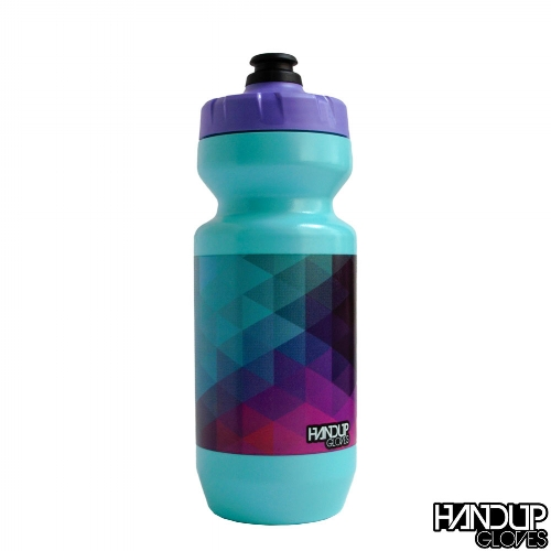 Ride Dirty - Prizm - Teal Water Bottle