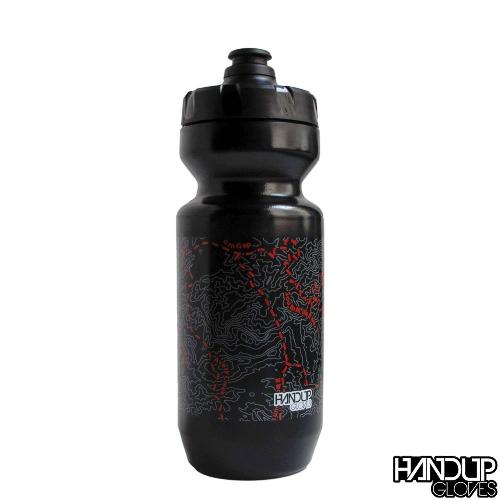 Epic - Pisgah Trail Map - Water Bottle