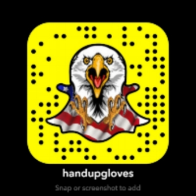 Snapchat : HandupGloves