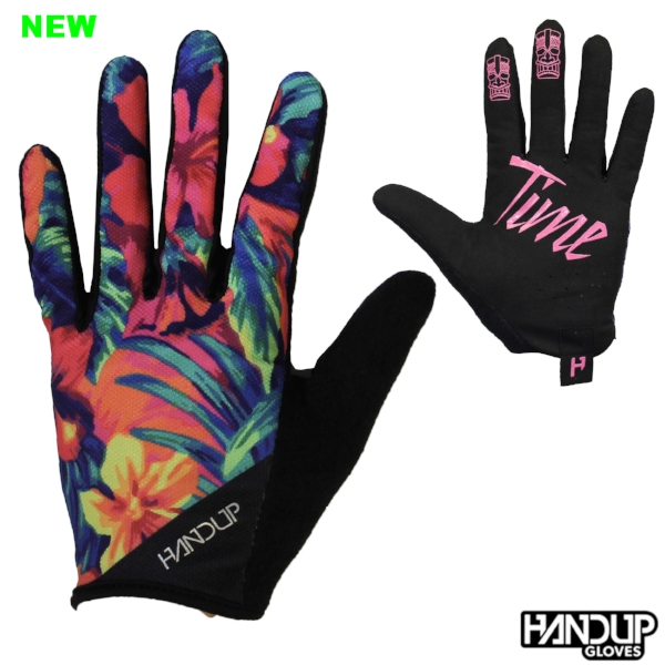the miami handup gloves floral print fun mtb long finger gloves (1).jpg