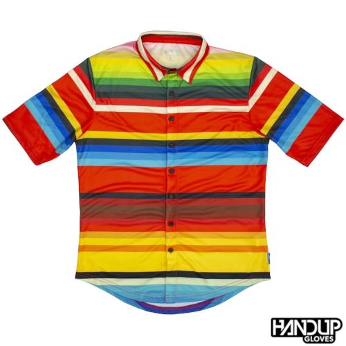 Serape Full Button Up Riding Hawaiian Jersey.jpg