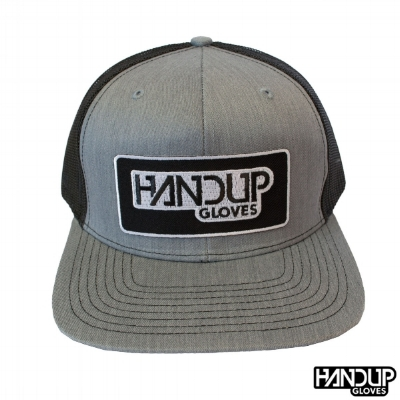 Handup Logo Trucker Hat  $20.00
