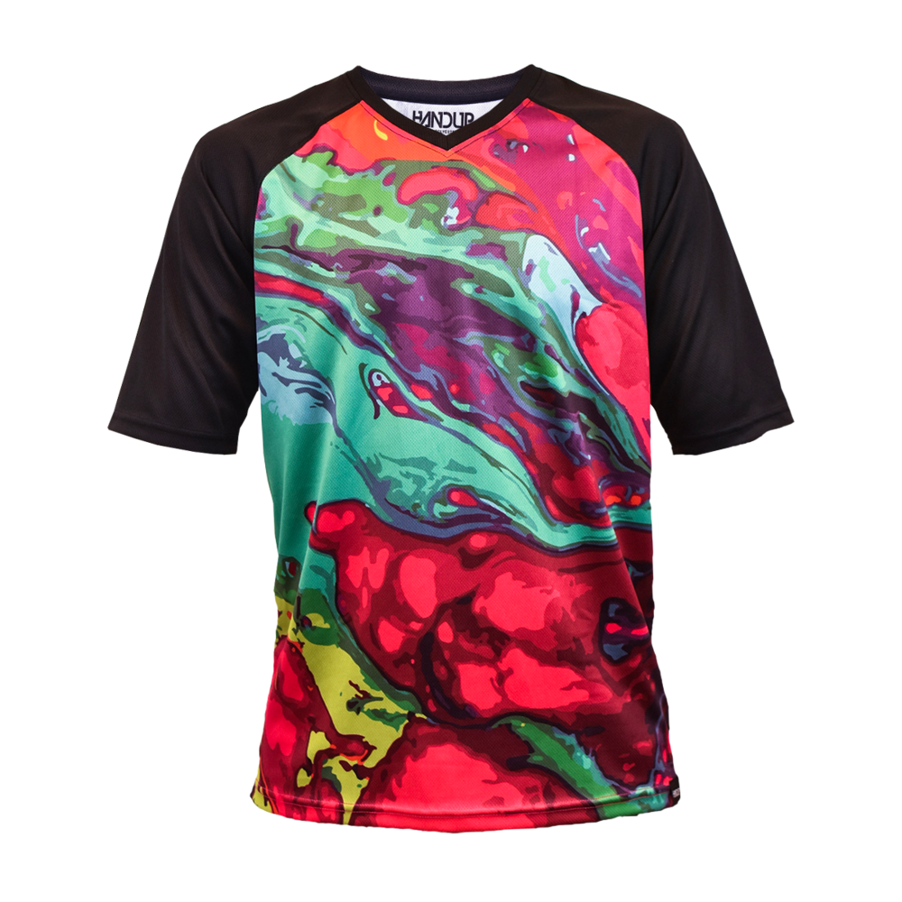 Lava Lamp Short Sleeve Jersey  $38.00