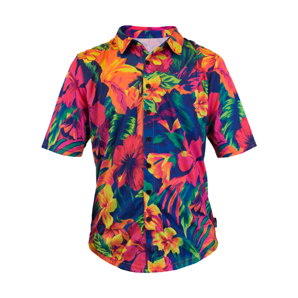 Technical Ridin' Hawaiian - The Miami  $38