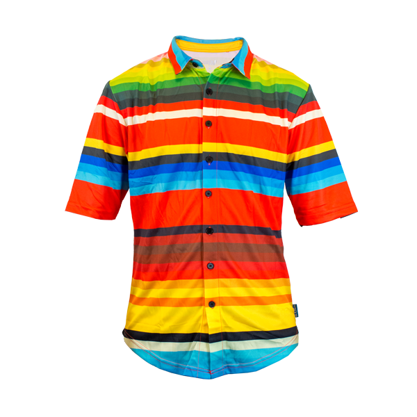 Technical Ridin' Hawaiian - Serape  $38