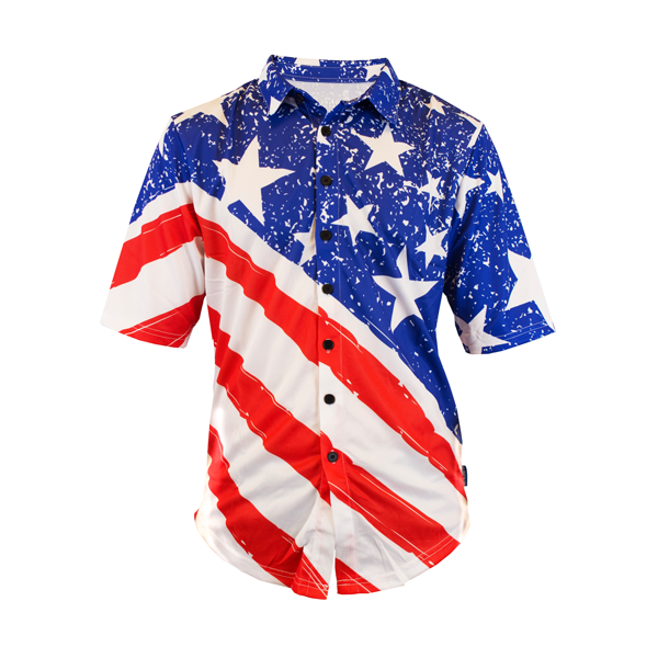 Technical Ridin' Hawaiian - The Merican  $38