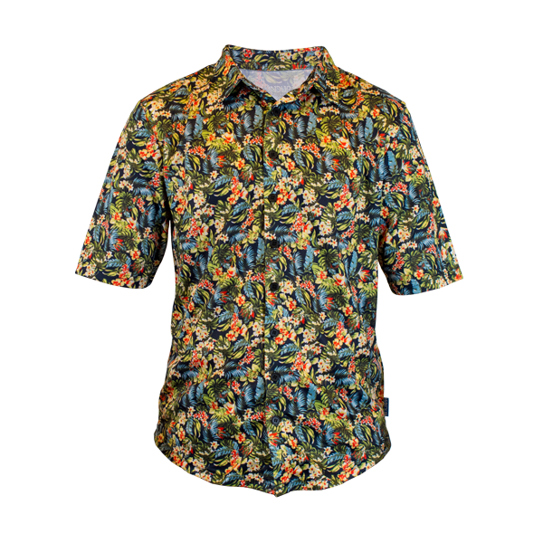 Technical Ridin' Hawaiian - OG Floral  $38