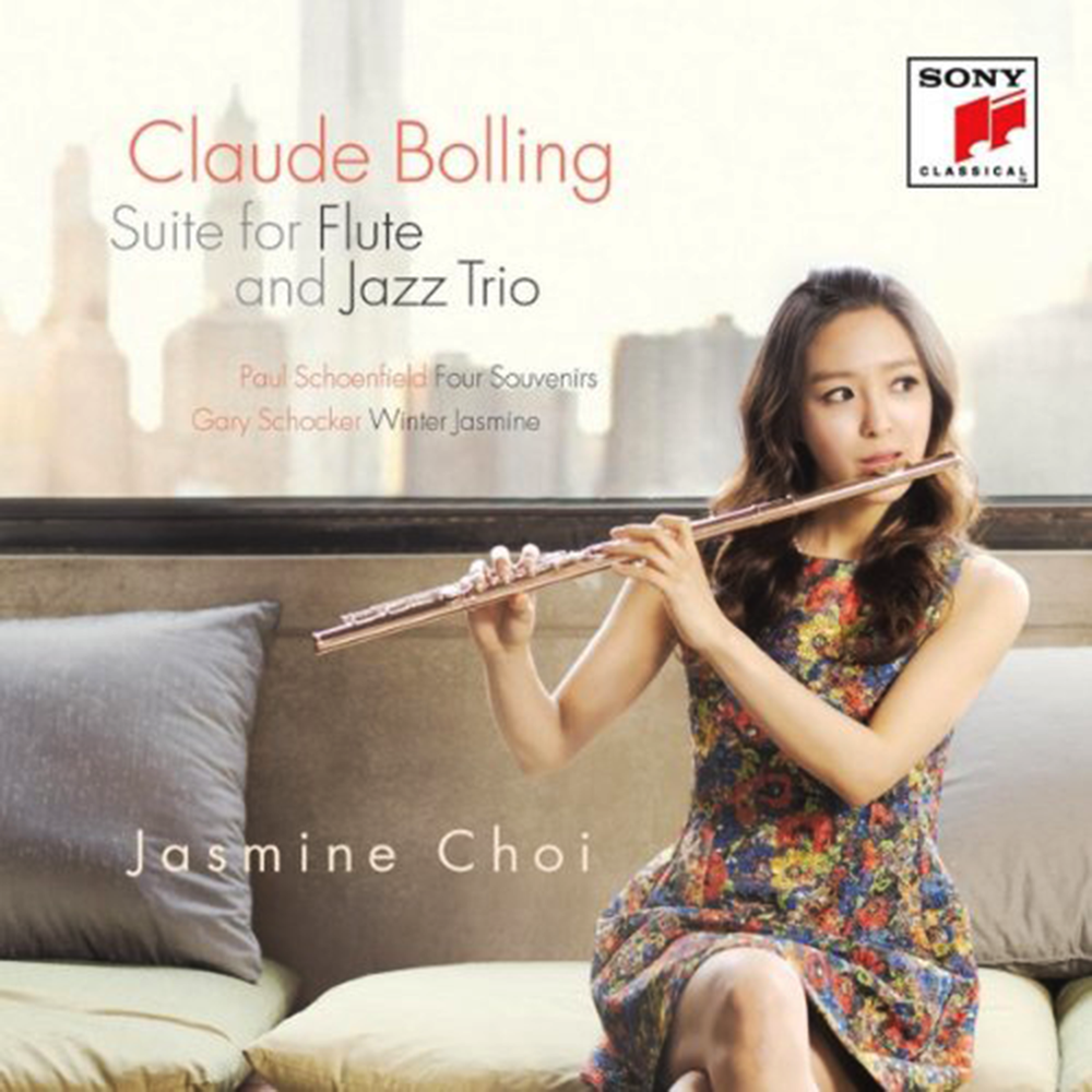 Claude Bolling    Flute by Jasmine Choi