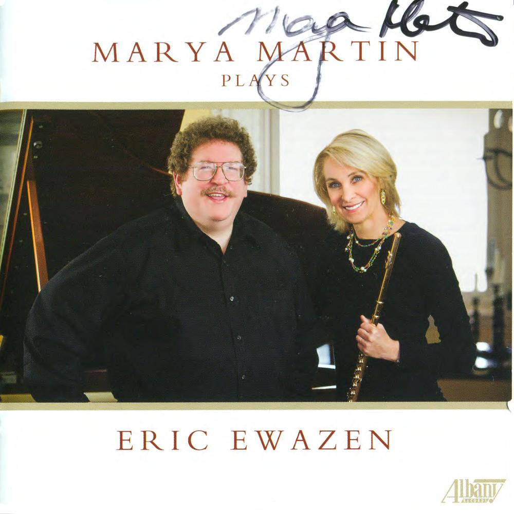 Eric Ewazen Flute by Marya Martin