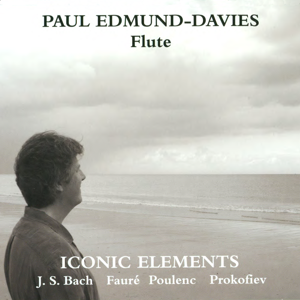 Iconic Elements    Flute by Paul Edmund-Davies