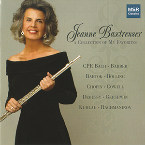 My Favorites    Flute by Jeanne Baxtresser