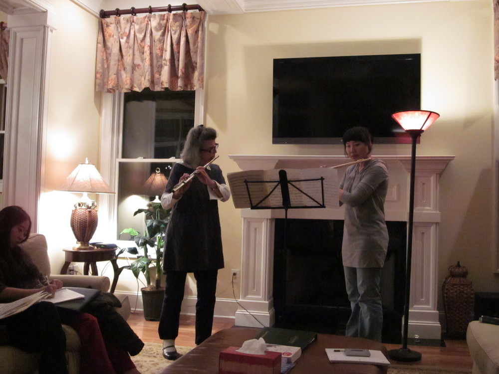 """Flute Retreat in Kiawah Island"""