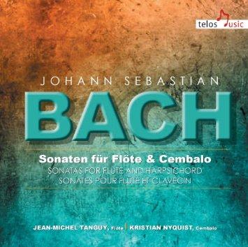 Johann Sebastian Bach Flute by Jean-Michel Tanguy