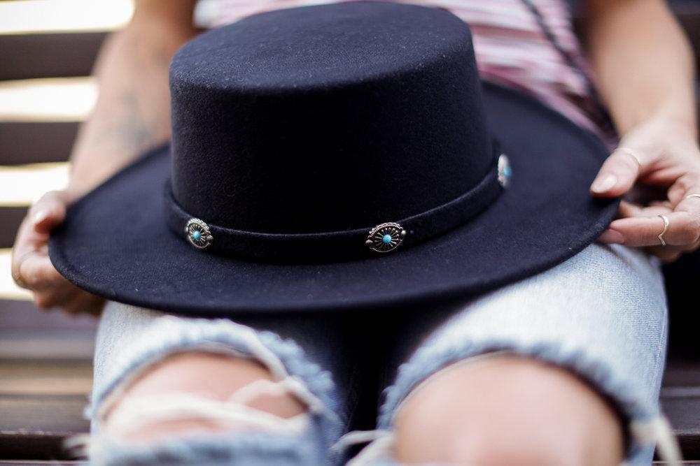Hat $24