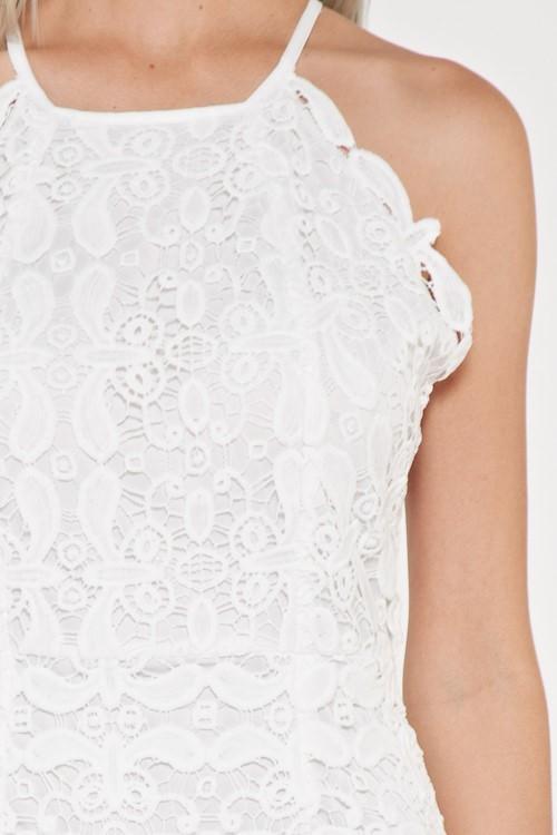 Lace dress $45